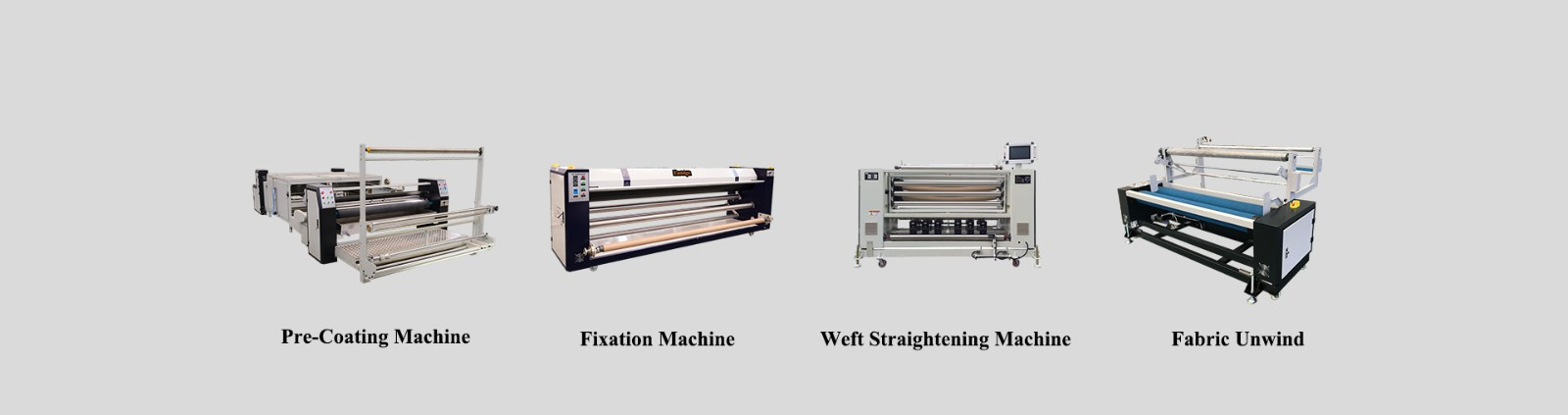 Pre-Coating Machine